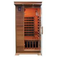 China One Person Red Cedar Sauna Cabin (SMT-011) on sale