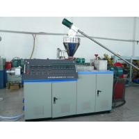 Wholesale SJSZ Series Twin Screw Extrusion Machine With High Speed , Counter Rotating from china suppliers
