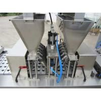 Wholesale Linear Type Single Serve Coffee Capsules Filling Sealing Machine from china suppliers