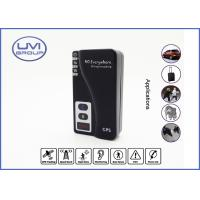 Buy cheap GT60 Portable Quad Band Assert / Fleet Management / Car GPS Trackers by GSM 900 / 1800 / 1900Mhz from wholesalers