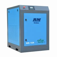 China ROYAL reliable air end and oilless air compressor 37kw screw air compressor with intelligent display panel for sale