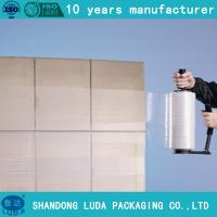 Wholesale cheap stretch shrink plastic transparent film/jumbo stretch film from china suppliers
