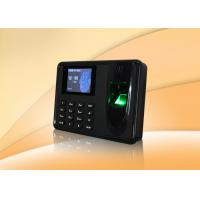 Wholesale Fingerprint Time Attendance System with SSR report for School from china suppliers