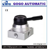 "Wholesale 1/8"" Port  Manual Air Control Valve 4 Way 3 Position Pneumatic High Performance from china suppliers"