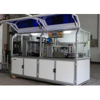 Wholesale PLC control Automatic Card Cutter With Card Collecting Boxes 3000×1240×1750mm from china suppliers