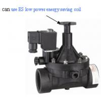 Wholesale Pilot Operated Plastic Solenoid Valve 1/2 Inch Solenoid Valve For Irrigation System from china suppliers