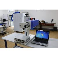 Wholesale Portable RF Metal Tube CO2 Laser Marking Machine For Leather Wood Engraving from china suppliers