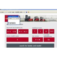 Wholesale Microsoft Support Forklift Diagnostic Tools For Linde , Parts Catalog EPC from china suppliers