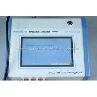 Buy cheap Touch Screen 1khz-5mhz Ultrasonic TRZ Horn Analyzer Printer For PTZ Ceramic from wholesalers