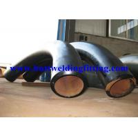 Wholesale High Pressure Carbon Steel Pipe 180 Degree Bending API Seamless Pipe Painted from china suppliers