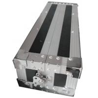 Wholesale Custom Made Trophy Rack Flight Case Cable Trunk Tool Case 15cm*30cm*52cm from china suppliers