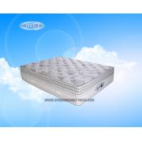 Wholesale Hotel Bonnell Memory Foam Mattress / King Size Pocket Spring Mattress from china suppliers