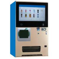 Wholesale 46'' Touch Screen Elevator Vending Machine For Soft Drinks / Coca Cola , Large Capacity from china suppliers