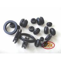 Wholesale NBR Molded Rubber Parts High Temperature Resistance , Auto Rubber Parts 70 from china suppliers