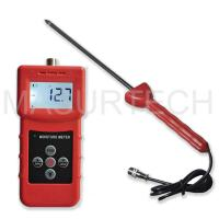 Wholesale MS350A High Frequency moisture meter for soil ,silver sand, chemical combination powder from china suppliers