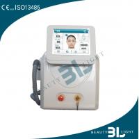 Wholesale Portable T808-I 808nm 600W Portable diode laser hair removal machine with USA emitter from china suppliers