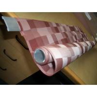 Wholesale Manual water and fire resistant 100% polyester fabric roller blinds for windows from china suppliers