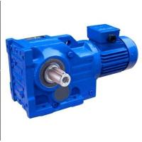 Quality HK Series Bevel Helical Speed Reducer Transmission With Electric Motor for sale