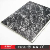 Wholesale Recyclable Marbling Decorative Ceiling Panels Black / PVC Ceiling Tiles from china suppliers