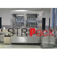 Wholesale Fully Automatic Benchtop Paste Filling Machine with PLC Controlled 20 Head from china suppliers