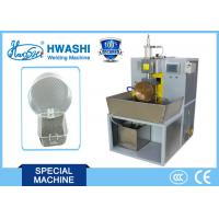Wholesale Fry Basket Wire Seam / Rolling Automatic Welding Machine , Wire Basket Spot Welding Machine from china suppliers