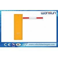 Quality OEM Automatic Gate Barrier Vehicle Barrier Gate For Parking System for sale