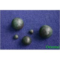Quality Diamater 2 inch customized iron cast steel balls for cement plant , power station for sale