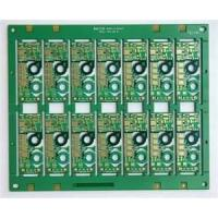 Wholesale green Immersion Gold Printed Circuit Boards 2 Layer mobile HDI PCB Board from china suppliers