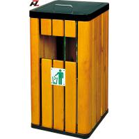 Wholesale High Quality Customized Public Park Rubbish Bin from china suppliers