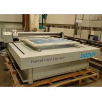 Wholesale Textile Flatbed Engraving Machine System , Digital Flatbed Screen Engravers from china suppliers