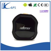 Wholesale child anti kidnapping gps tracker --Black LK109 from china suppliers
