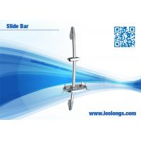 Wholesale Sliding Shower Bar Shower Fixtures With Abs Chrome Plated Soap Dispenser from china suppliers
