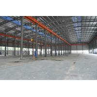 Wholesale Single Storey Several Spans Industrial Steel Buildings Fabrication from china suppliers