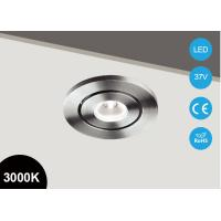 Buy cheap IP44 3 Watt Round Tiltable Recessed Led Ceiling Downlight Mini Size Cob Cut Out 44mm from wholesalers