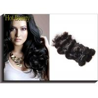 Wholesale Virgin Raw Material Malaysian Human Hair BulkLoose Wave 10 Inch To 30 Inch Available from china suppliers