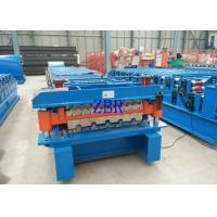 Wholesale CE Certificated Double Layer Roll Forming Machine 4 Kw Hydraulic System. from china suppliers