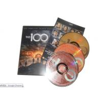 Wholesale Movie DVD Box SetsCaptioned Closed CC The 100 Season 4 from china suppliers