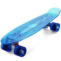 Wholesale 22 retro mini transparentskateboard from china suppliers