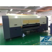 Wholesale Silk / Cotton / Poly Fabric Digital Printing Machines One Year Warranty from china suppliers