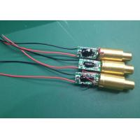 Wholesale 532nm 5mw green dot laser module from china suppliers