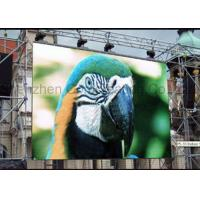 Quality P6.25 High Brightness Rental LED Display Portable large led screens for concerts / stage for sale