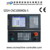 Wholesale PLC And ATC CNC Machine Controller 5 Axis With High Speed 30m/Min , 5MHz Frequency from china suppliers