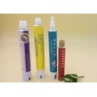 Wholesale Skin Products Cream Squeeze Tube Packaging Custom Logo / Printing from china suppliers