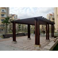 Wholesale How to make a pergola for your outdoor garden decoration,customized size is acceptable from china suppliers