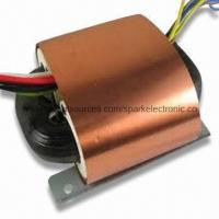 Wholesale R Core Transformer with Two Balanced Windings on Either Side for Reduction of EMF from china suppliers