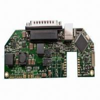 Quality Electronic PCB Assembly for Auto-car Daytime Running Lights, Sized 550 x 680mm for sale