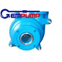 Wholesale 6x4F HH Warman Centrifugal Slurry Pump , High Head Centrifugal Pump from china suppliers