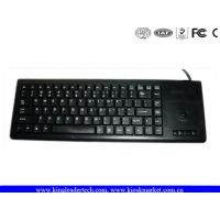 Wholesale Black ABS Plastic Industrial Keyboard Laser - etched with Magnetic Strip Reader from china suppliers