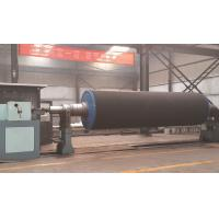 Buy cheap Large diameter rubber roller ( mainly used in press part of paper making industry)(accept customization) from wholesalers