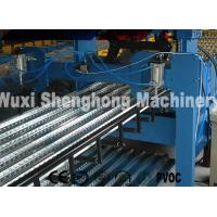 Wholesale Durable Metal Deck Roll Forming Machine , Floor Decking Roll Forming Line from china suppliers